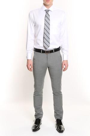 Flat Front  Trouser